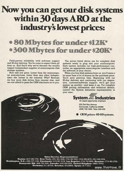 System Industries