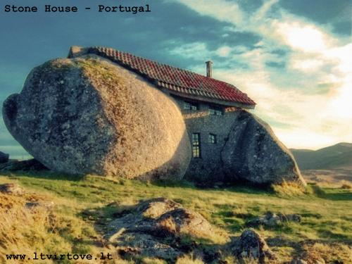 Stone House - Portugal