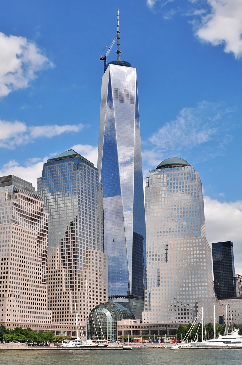 One World Trade Center | Laisvės bokštas