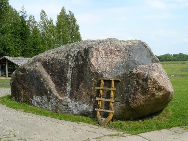 Didžiausi pasaulio akmenys